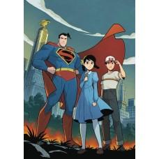 SUPERMAN SMASHES THE KLAN #2 (OF 3) @D
