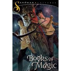 BOOKS OF MAGIC #15 (MR) @D