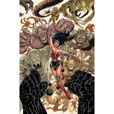 WONDER WOMAN COME BACK TO ME #6 (OF 6) @D