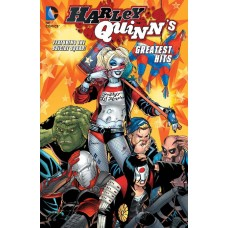 HARLEY QUINNS GREATEST HITS TP @D