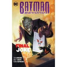 BATMAN BEYOND TP VOL 05 THE FINAL JOKE @D