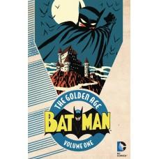 BATMAN THE GOLDEN AGE TP VOL 01 @D