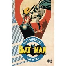 BATMAN THE GOLDEN AGE TP VOL 02 @D