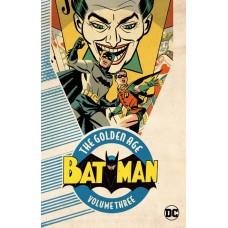BATMAN THE GOLDEN AGE TP VOL 03 @D