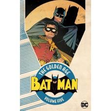 BATMAN THE GOLDEN AGE TP VOL 05 @D