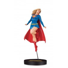 DC COVER GIRLS SUPERGIRL BY FRANK CHO STATUE @F