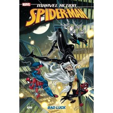 MARVEL ACTION SPIDER-MAN TP BOOK 03 BAD LUCK @D