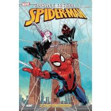 MARVEL ACTION SPIDER-MAN TP BOOK 01 NEW BEGINNING @D