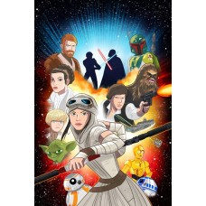 STAR WARS ADVENTURES GREATEST HITS @D
