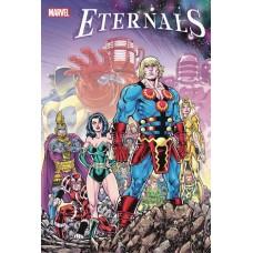 ETERNALS SECRETS FROM MARVEL UNIVERSE #1 @D