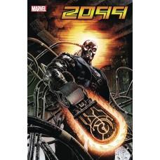GHOST RIDER 2099 #1 @D
