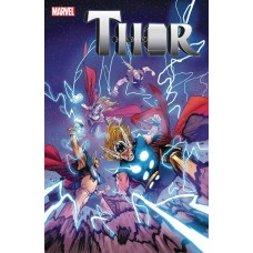 THOR THE WORTHY #1 @D