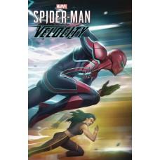 SPIDER-MAN VELOCITY #5 (OF 5) @D