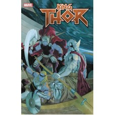 KING THOR #4 (OF 4) @D