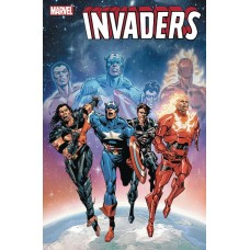 INVADERS #12 @D
