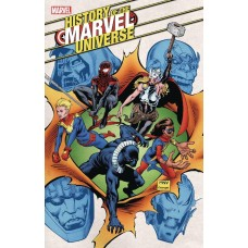 HISTORY OF MARVEL UNIVERSE #6 (OF 6) @D