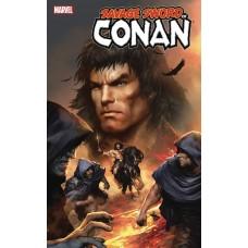 SAVAGE SWORD OF CONAN #12 @D
