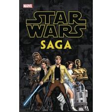 STAR WARS SAGA #1 @D