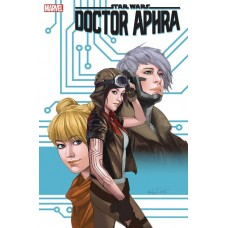 STAR WARS DOCTOR APHRA #40 @D