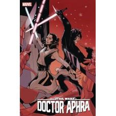 STAR WARS DOCTOR APHRA #40 DODSON GREATEST MOMENTS VAR @D