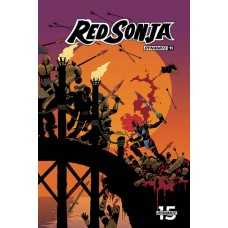 RED SONJA #11 CVR A CONNER & MOUNTS @D