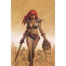 RED SONJA #11 LINSNER VIRGIN CVR @F