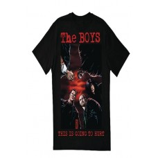 THE BOYS ISSUE #1 COVER UNISEX T/S XL @F