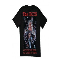 THE BOYS ISSUE #7 COVER T/S UNISEX XXL @F