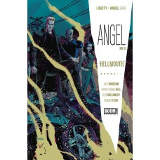 ANGEL #8 CVR A MAIN PANOSIAN