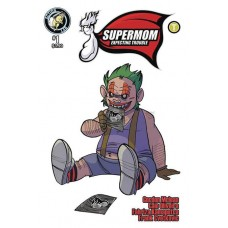 SUPERMOM EXPECTING TROUBLE #1 CVR B ROBERTS (MR) @U