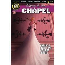 GOING TO THE CHAPEL #4 (OF 4) CVR A  JOHANNA THE MAD (MR) @U