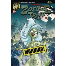 ZOMBIE TRAMP ONGOING #67 CVR D CHIMISSO RISQUE (MR) @U