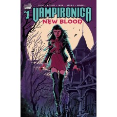 VAMPIRONICA NEW BLOOD #1 CVR A MOK @T