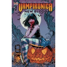 VAMPIRONICA NEW BLOOD #1 CVR B BRAGA @D