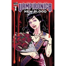 VAMPIRONICA NEW BLOOD #1 CVR C ISAACS @D