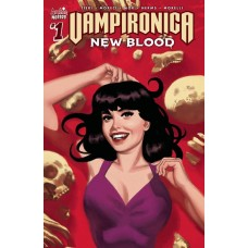 VAMPIRONICA NEW BLOOD #1 CVR D SMALLWOOD @D