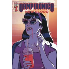 VAMPIRONICA NEW BLOOD #1 CVR E TORRES @D