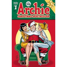 ARCHIES CHRISTMAS SPECTACULAR #1 @D