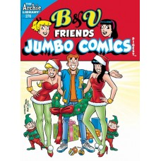 B & V FRIENDS JUMBO COMICS DIGEST #276 @D