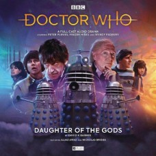 DOCTOR WHO EARLY ADV DAUGHTER OF GODS AUDIO CD @F