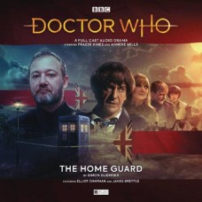 DOCTOR WHO EARLY ADV HOME GUARD AUDIO CD @F