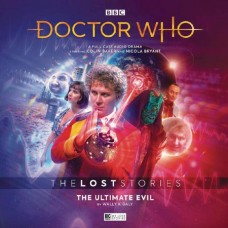 DR WHO 6TH DOCTOR LOST STORIES ULT EVIL AUDIO CD @F