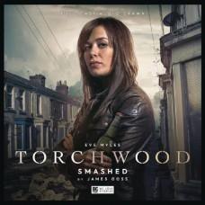 TORCHWOOD SMASHED AUDIO CD @F