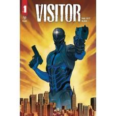 VISITOR #1 (OF 4) CVR A PINNA @T