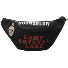 FRIDAY THE 13TH CAMP CRYSTAL LAKE COUNSELOR FANNY PACK @U