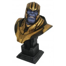 LEGENDS IN 3D MARVEL AVENGERS 4 THANOS 1/2 SCALE BUST @U