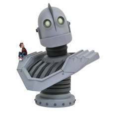 LEGENDS IN 3D MOVIE IRON GIANT 1/2 SCALE BUST @U
