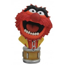 LEGENDS IN 3D MOVIE MUPPETS ANIMAL 1/2 SCALE BUST @U
