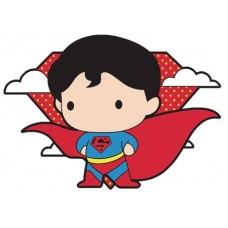 DC CHIBI SUPERMAN PIN @U