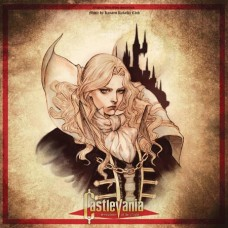 CASTLEVANIA SYMPHONY OF THE NIGHT VIDEO GAME OST 10IN LP @J